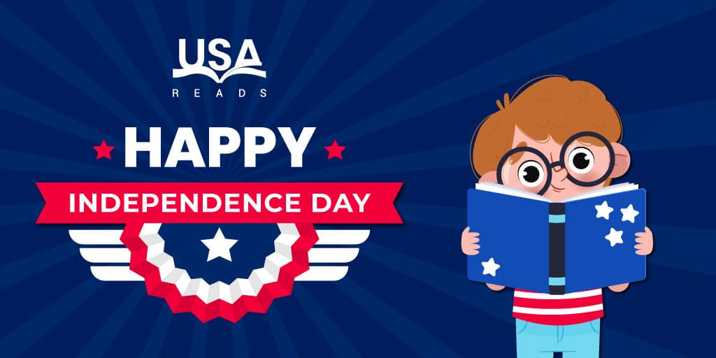 USA Reads Independence Day